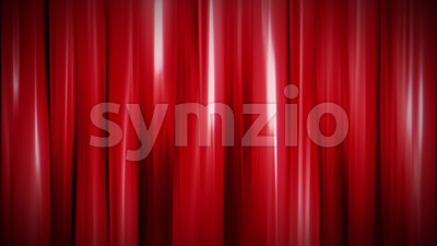 Red Lines Background Loopable Stock Video