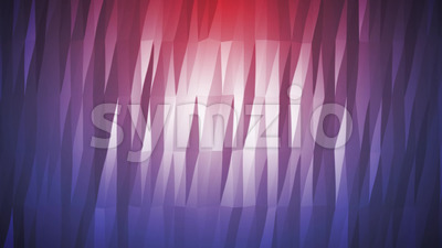 Abstract Low polygons Background Stock Video