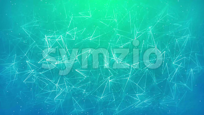 Abstract Loop Color Geometrical Background Stock Video
