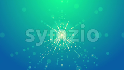 Abstract Starburst Light Rays Background Stock Video