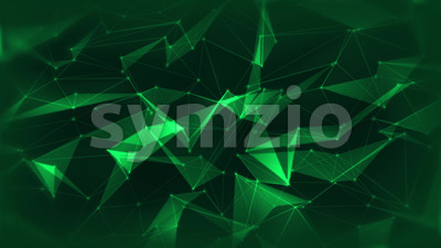 Abstract Cool Motion Technology Background Stock Video