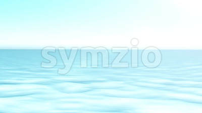 4k Artic Polar Landscape Background Stock Video