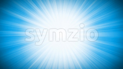 Abstract Shining Starburst Background Animation Stock Video