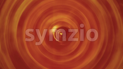 Abstract Circular Radial Golden Background Stock Video