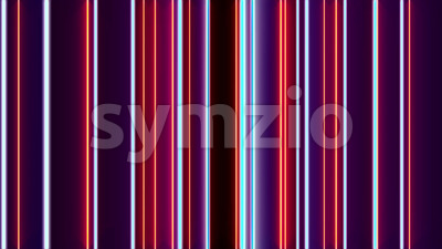 4k Abstract Vertical Lines Loopable Stock Video