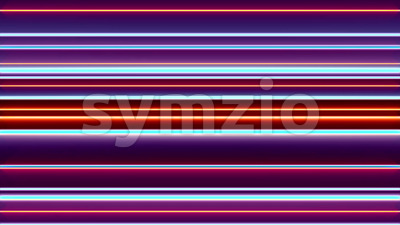 4k Abstract Horizontal Lines Loopable Stock Video