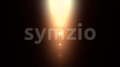 4k Pack Of Six Powerful Flash Light Leaks Stock Video