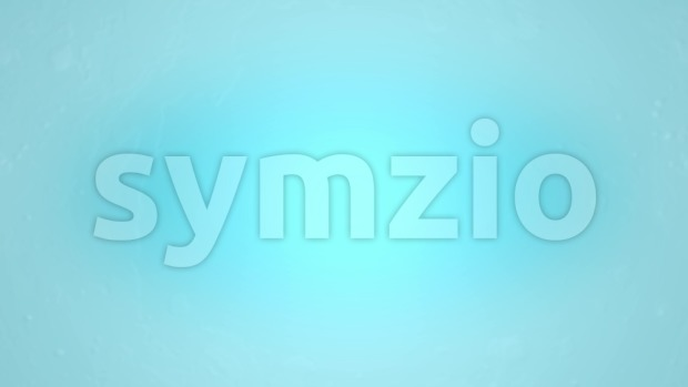 Animation of an abstract blue background with progressive frozen ice cold texture appearing