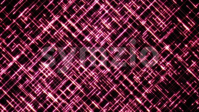 Abstract Hi Tech Crossing Lines Background Loop Stock Video