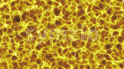 Abstract Background With Energy Wave Seamless Looping Stock Video