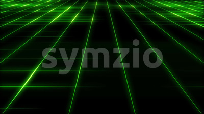 4k-abstract-grid-technology-lateral-background-loop.mp4 Stock Video