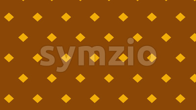 Isometric Ornament Background With Cubes Moving Stock Video