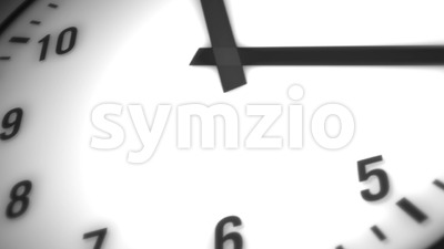 Numerical Clock Time Lapse Background Loop Stock Video