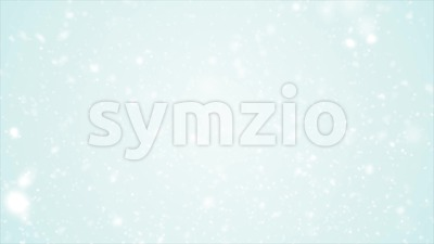 White Snow Background Loop Stock Video
