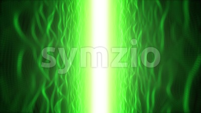 Abstract Light Gate Tunnel Background Loop Stock Video
