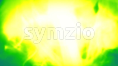 Abstract Thermal Patterns Background Loop Stock Video