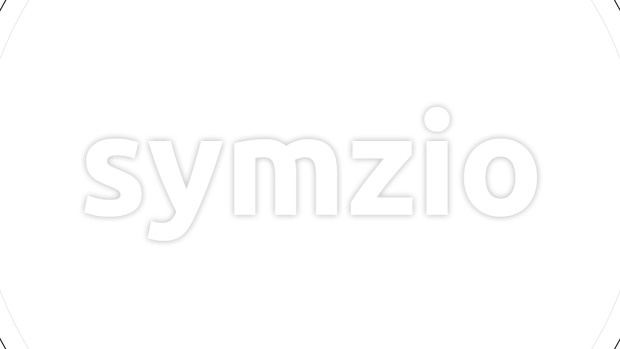 Pack of dynamic black and white transition action background, with circles shading, fading and easing in and out, for business ...