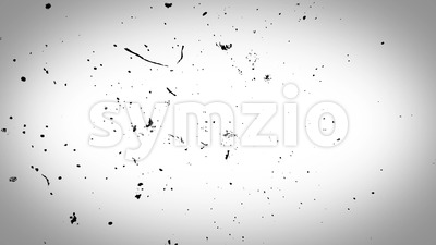 Grunge Stop Motion Frame textured Loop Stock Video