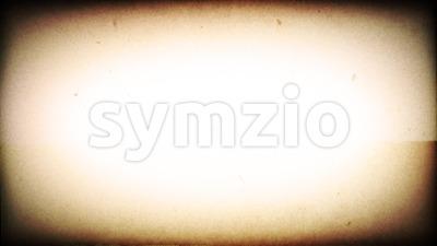 Vintage Old Paper 8mm Film Background Loop Stock Video
