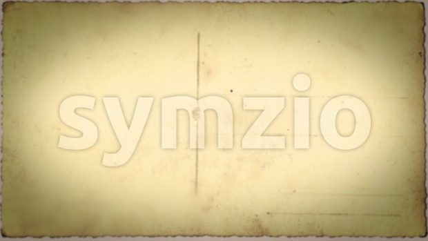 4k animation of a vintage motion graphic with grunge distressed old postcards texture backgrounds, seamless looping