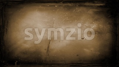 Vintage Old Photograph Textured Background Loop Stock Video