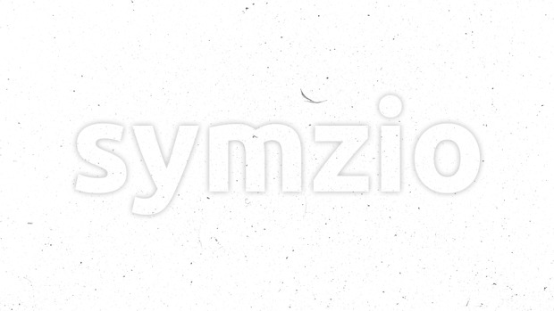 4k animation of a vintage old movie with black and white grunge dust texture background seamless looping