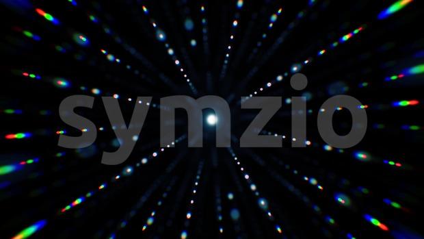 4k-abstract-technology-starburst-distort-loop-aperture-spinning-bg-loop.mp4 Stock Video