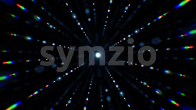 4k-abstract-technology-starburst-distort-loop-aperture-spinning-bg-loop.mp4 Stock Video