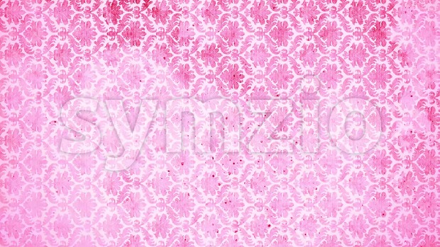 4k animation of a vintage motion graphic with grunge decorative paper patterns and textures seamless looping