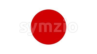 Error Wrong Mark Icon Animation Stock Video