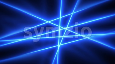 Abstract Laser Light Rays Slow Motion Background Stock Video
