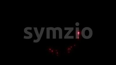 Magic Paint Stroke Shape Fx Animation Stock Video