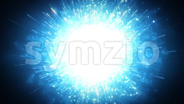 4k animation of an abstract colorful starburst firework background seamless looping