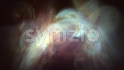 Abstract Light Fluid Background Loop Stock Video