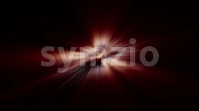 Abstract Light Burst Background Loop Stock Video