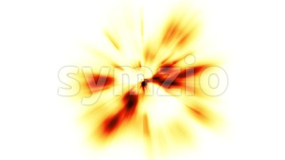 Abstract Flash Light Burst Background Loop Stock Video
