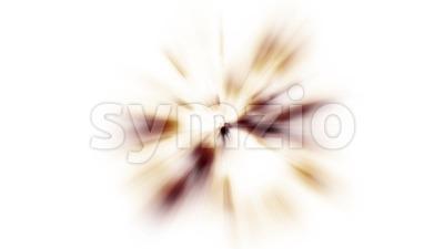 Abstract Flash Light Burst Background Loop Stock Video