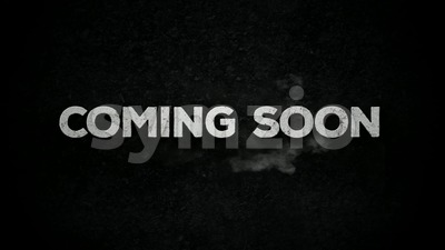 Movie Trailer Coming Soon Background Stock Video