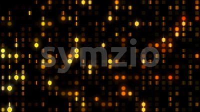 Abstract Techno Grid VJ Background Loop Stock Video