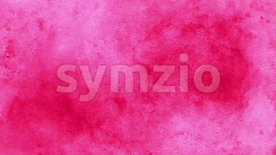 Abstract Watercolor texture Paper Background Loop Stock Video