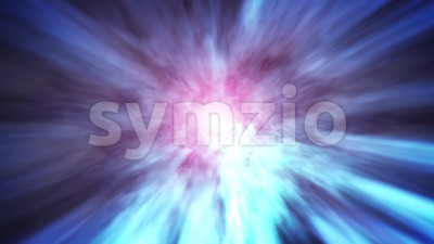 Abstract Scifi Space Vortex Seamless Loop Stock Video