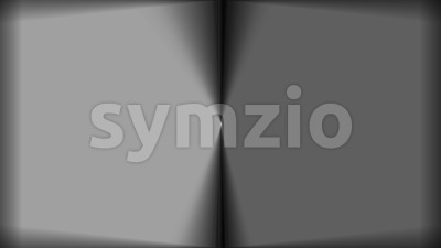 Abstract Minimal 3d Grid Background Loop Stock Video