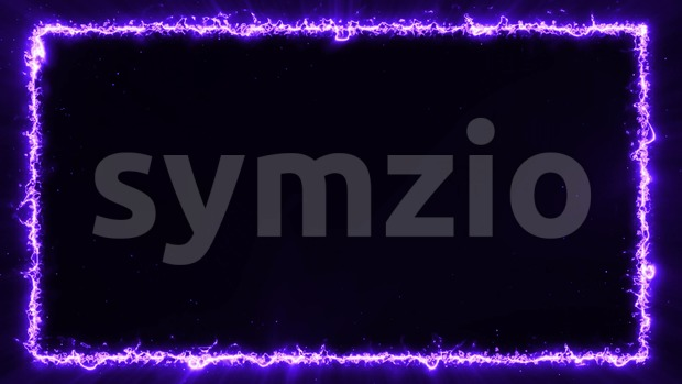 4k animation of an abstract background frame with power laser energy shining and seamless looping