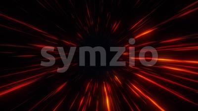 Abstract Scifi Vortex Seamless Loop Stock Video
